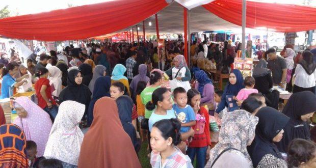 Bazar murah Pemkab Cirebon. Foto/Istimewa