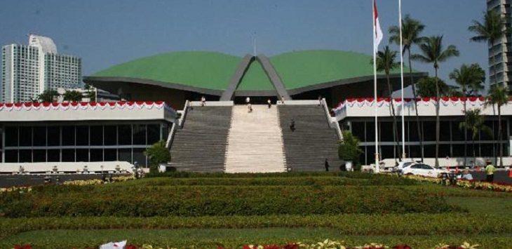 Gedung DPR RI./Foto: PS