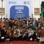 Gubernur Jawa Barat Ridwan Kamil di penutupan English for Ulama (ist)