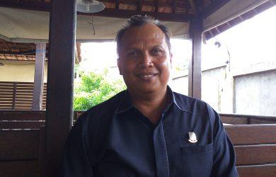 H Mustofa SH, Ketua DPRD Kabupaten Cirebon. Ghofar/pojokjabar