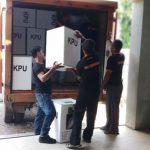 KPU Purwakarta Sibuk Distribusikan Logistik Pemilu Hingga Target Waktu Berikut