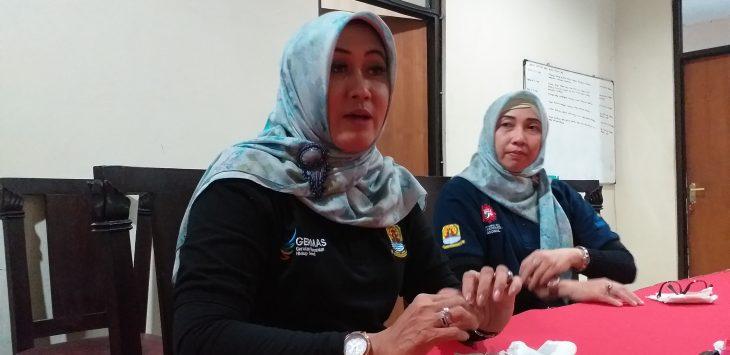Enny Suhaeni, Kepala Dinas Kesehatan Kabupaten Cirebon. Ghofar/pojokjabar