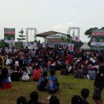 Kampanye Jokowi di Majalengka