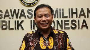 Ketua Bawaslu RI Abhan (ist)