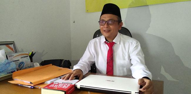 Ketua Bawaslu Kota Sukabumi Ending Muhidin (rmol)
