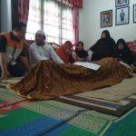 Ketua KPPS TPS 74 Tegal Gundil Kota Bogor yang meninggal dunia (adi)