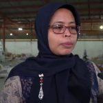 Ketua KPU Kabupaten Bogor Ummi Wahyuni (rishad)