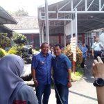 Mantan Bupati Bogor Nyoblos Saat Wakil Wali Kota Bandung Meninjau