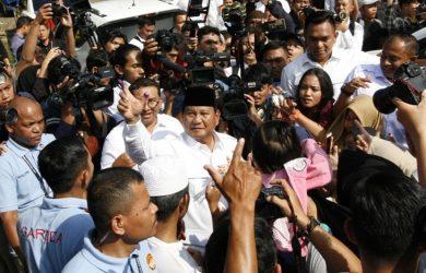 Prabowo Subianto (Foto: Rishad)