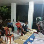 Muka lelah dipancarkan petugas penyelenggara Pemilu di Kecamatan Susukanlebak. Indra/pojokjabar