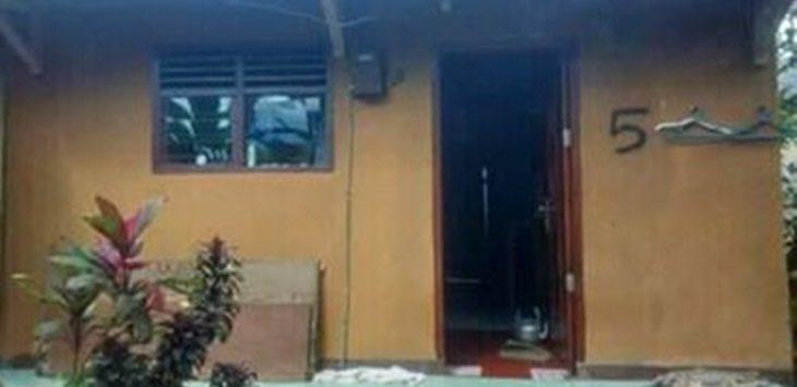 Rumah di tanah terdampak tanah PJKA./Foto: Istimewa