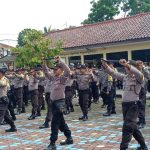 Personel Polres Indramayu
