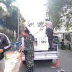 Ribuan Kotak Suara Pindah Ke PPK Bogor Tengah, Catat Waktu Rekapitulasi