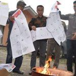 Ribuan Surat Suara Dibakar 4 Komisioner KPU Pangandaran Tuai Reaksi Tokoh Masyarakat