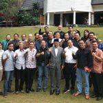 Sadar Miliki Penduduk Hampir 50 Juta, Ridwan Kamil Curhat Ke Pemred Se-Jabar