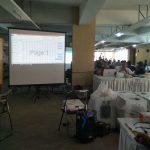 Salah satu rapat pleno C1 KPU (ist)