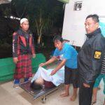 Selesai Pleno di Kecamatan, Ketua KPPS Tewas di Cibungbulang, Kecelakaan