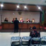 Sidang tuntutan Bupati nonaktif Cirebon Sunjaya Purwadisastra (arif)