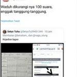 Viral Situng KPU di Sosial Media, Komisioner KPU Langsung Angkat Suara