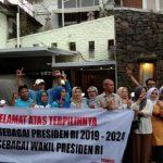 Yakin Prabowo-Sandi Menang, Gerakan Rakyat Pro Demokrasi Adakan Syukuran di Bandung