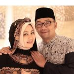 Ridwan Kamil beserta istri mengucapkan Marhaban Ya Ramadhan (ist)