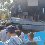 Bus Doa Ibu jurusan Tasikmalaya-Cikarang alami kecelakaan