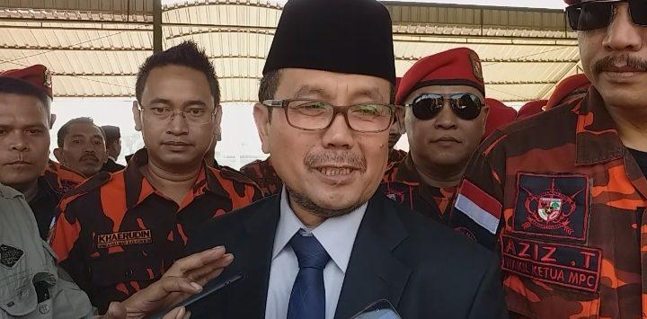 Plt Bupati Cirebon, Imron Rosyadi. Ghofar/pojokjabar
