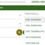 Jadwal Imsakiyah Jawa Barat