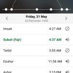 Jadwal Imsakiyah Kota Bogor