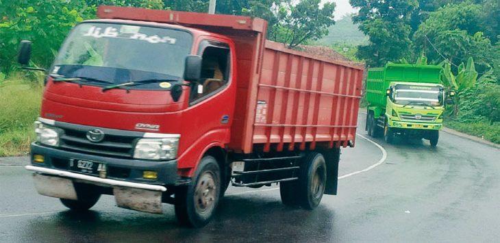 Salah satu jalur alternatif arus mudik di wilayah Purwakarta yakni jalur Purwakarta-Bandung. Radar Karawang