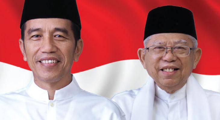 Jokowi-Ma'aruf