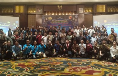 Kapolda Jabar buka puasa bersama elemen mahasiswa dan pemuda (arif)