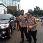 Kapolda Jawa Barat Irjen Pol Rudi Sufahriadi melakukan kunjungan perdana ke Mako Polrestabes Bandung (ist)