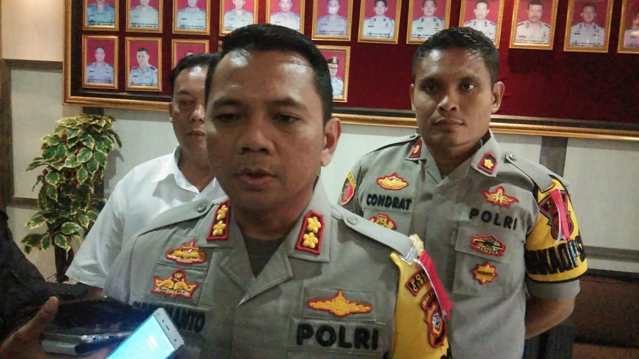 Kapolres Cirebon, AKBP Suhermanto SIK