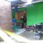 Lokasi penganiayaan di Griya Bandung Indah yang berujung tewas (arif)