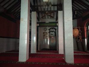 Masjid Jagabayan tampak dalam. Alwi/pojokjabar