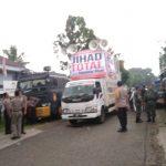 Ormas Islam Geruduk.Kantor KPUD Kota Bogor