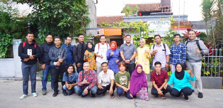 PT.DAM peduli kaum lansia, Kamis (23/5/2019)./Foto: Arief