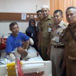 Pasca Amputasi di RSCM Jakarta, Begini Kabar Ade Gofur Suryana