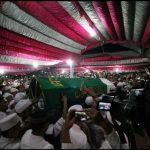 Pemakaman Ustad Arifin Ilham
