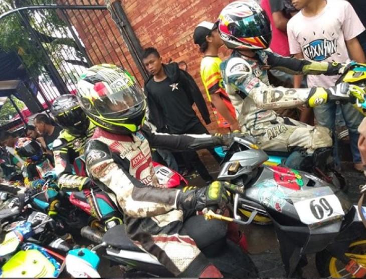 Pembalap Cirebon M. Albil Yusuf