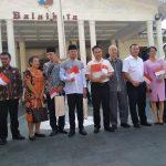 Pemkot Dongxing dan Pemkot Bogor berfoto bersama
