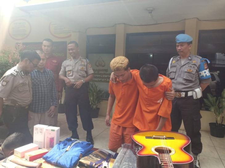 Perampokan di Bandung