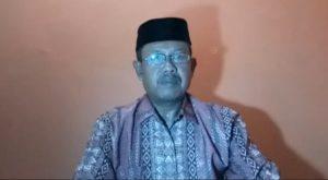 Muhadin tokoh agama Desa Buyut Kecamatan Gunungjati Cirebon. Ist/pojokjabar