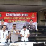 Polisi Buru Sosok Perempuan Perekam Video Penggal Kepala Jokowi