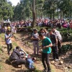 Pria yang dibunuh dengan sadis di Kebun Teh di Kabupaten Cianjur (tribun)