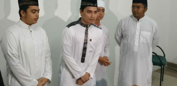 Putra-Sulung-Ustadz-Arifin-Ilham
