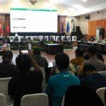 Rapat Pleno Rekapitulasi Suara KPU Jabar