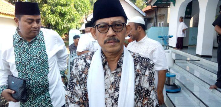 KH Wawan Arwani Amin Ketua Rois Syuriah PCNU Kabupaten Cirebon. Ist/pojokjabar
