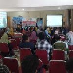 Seminar internasional Keperawatan di Caruban convention center Kota Cirebon. Indra/pojokjabar